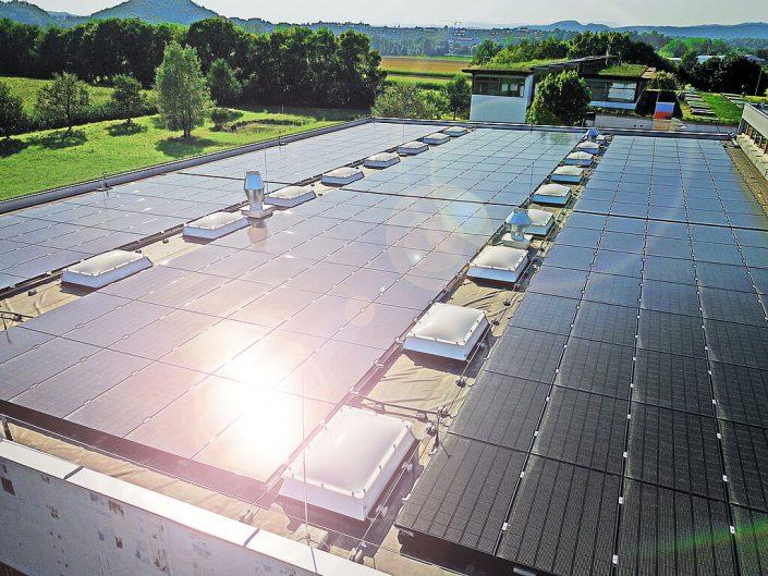 147 kWp Photovoltaikanlage gugler*s sinnreich