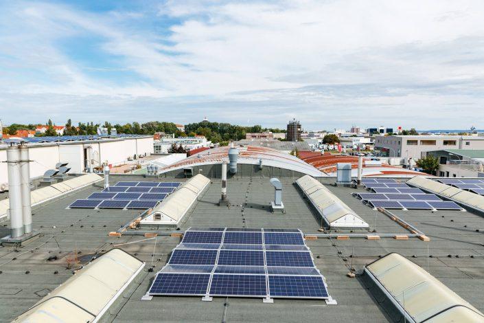 Photovoltaikanlage OZB