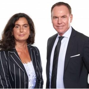 Geschäftsführer Sabine Weigert und Gerhard Komarek Sigron Reinigung
